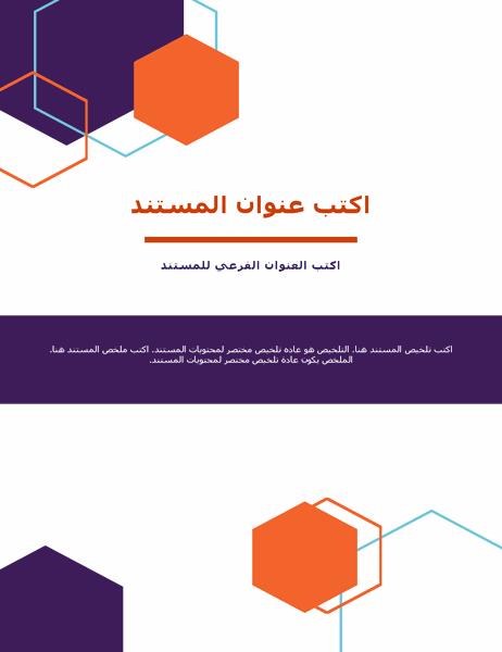 التقرير (التصميم التنفيذي)