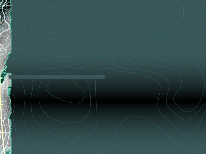 قالب تصميم منحنيات خريطة