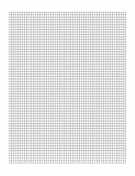 ورقة رسم بياني