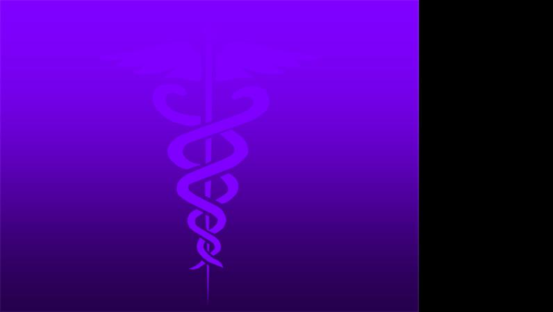 Šablona návrhu Lékařské prostředí