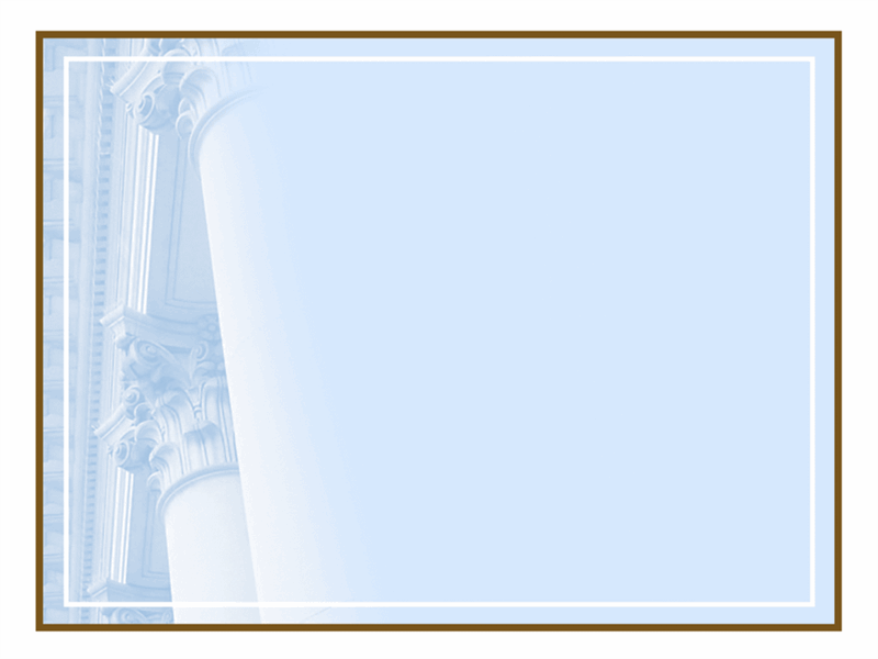 Šablona návrhu s korintskými sloupy