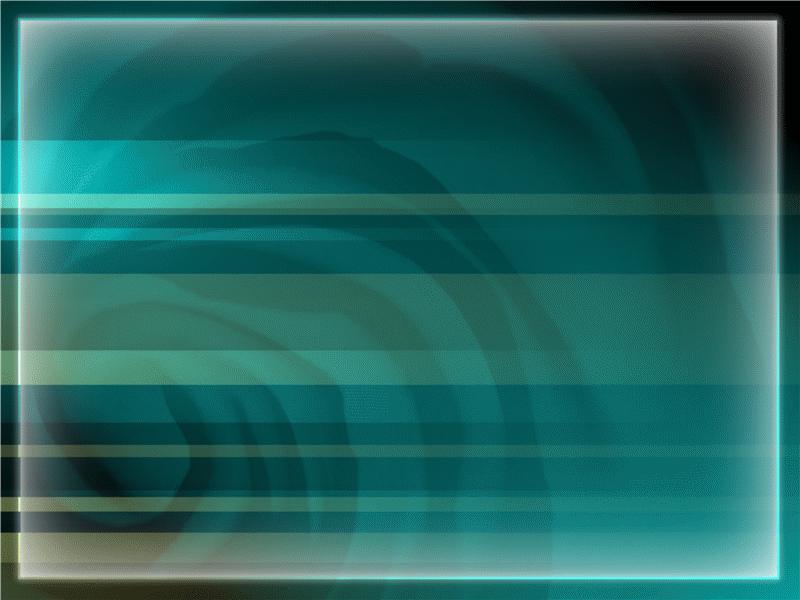 Šablona návrhu s motivem modrozelené jeskyně