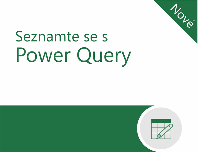 Kurz k Power Query