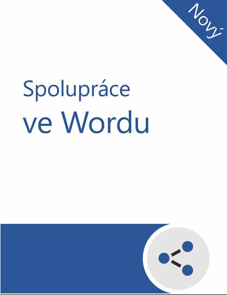 Návod na spolupráci ve Wordu