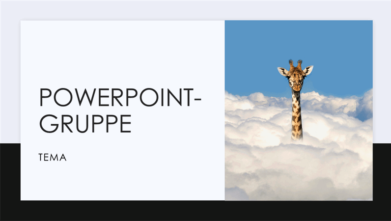 PowerPoint-gruppe