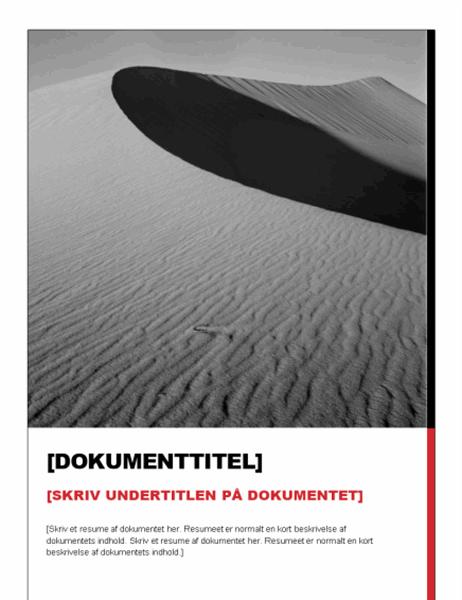Rapport (designet Essentiel)