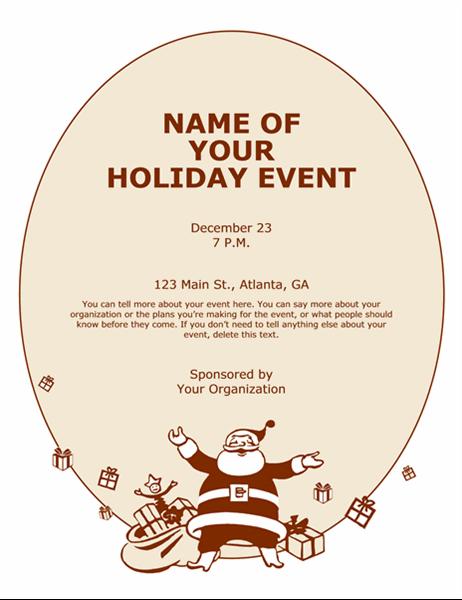 Invitation til juleaften