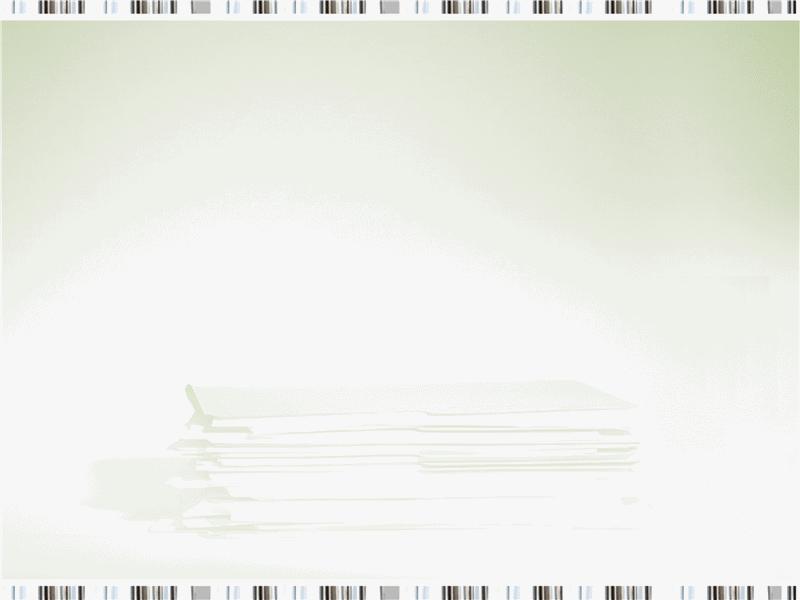 Designskabelon med mange filer