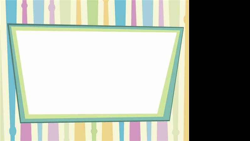 Kravlegård – designskabelon