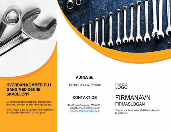 Handyman-brochure