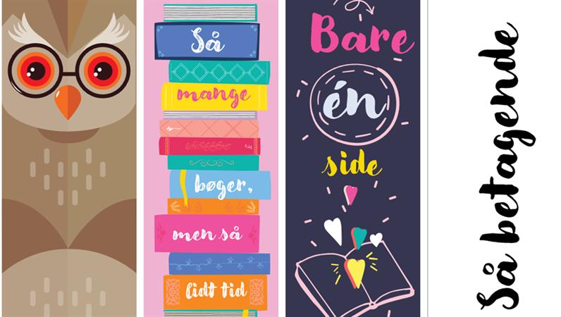 Søde bogmærker