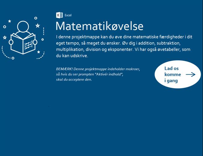 Øv matematik