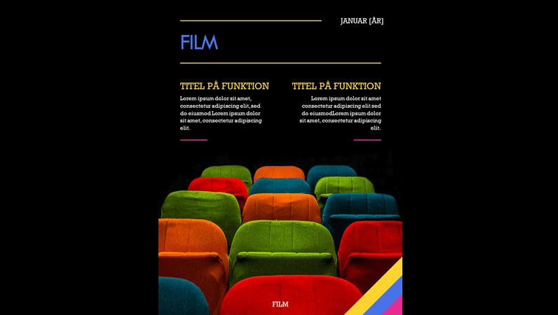 Omslag – filmmagasin