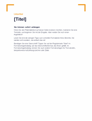 """Leere Vorlage im Design """"Ernte"""""""