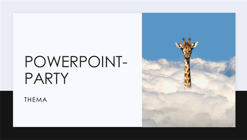 PowerPoint-Party