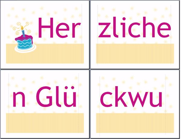"Banner ""Happy Birthday"""