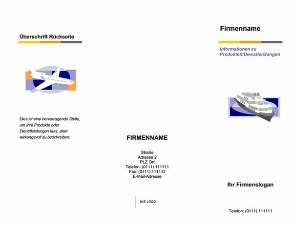 Broschüre (mit Stufe)