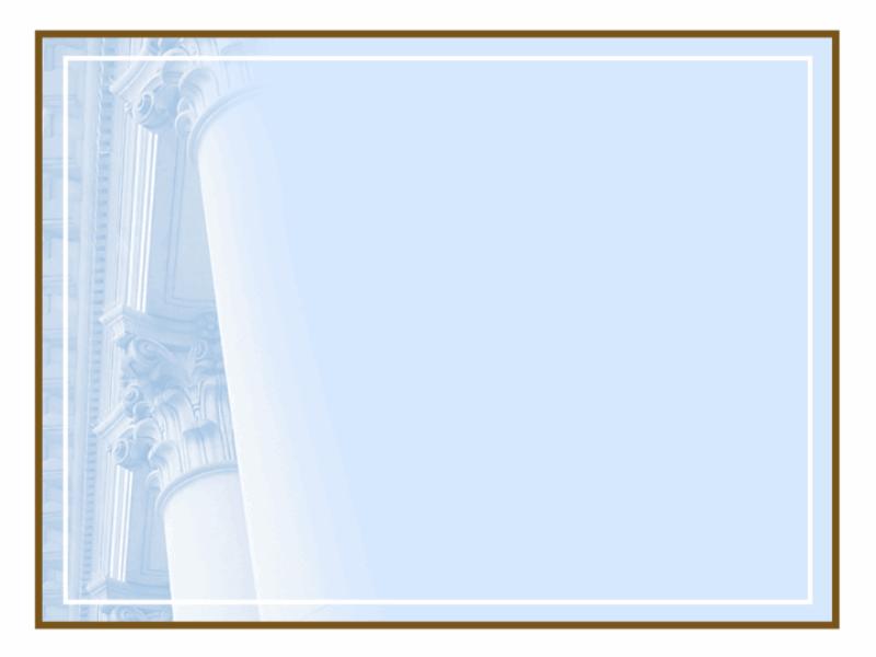 """Entwurfsvorlage """"Korinthische Säulen"""""""