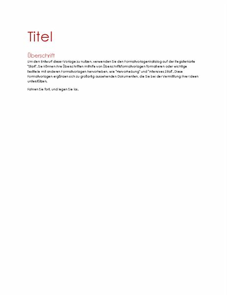 Ion-Design (leer)