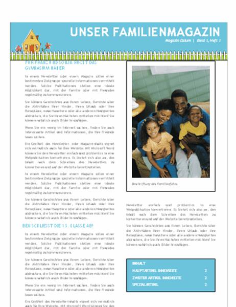 Familienmagazin