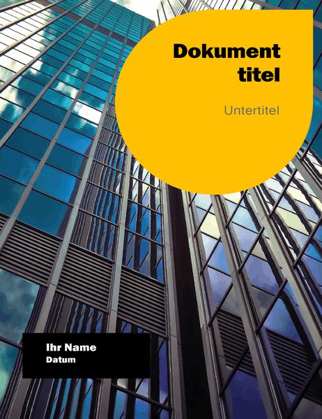 "Bericht (Design ""Urban"")"