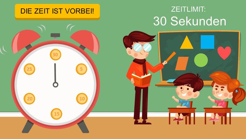 Klassenzimmer-Zeitgeber (Uhr)