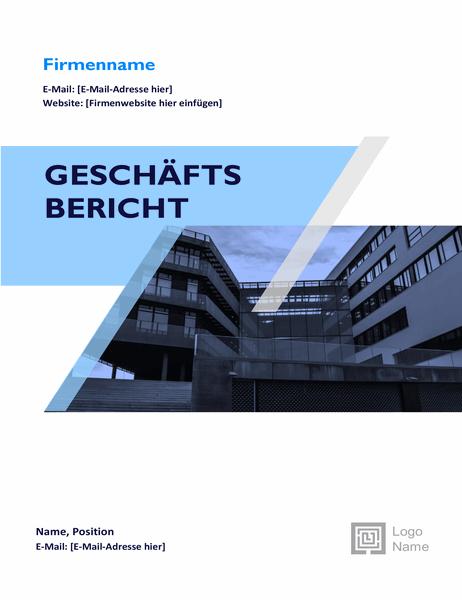 Geschäftsbericht (Grafikdesign)