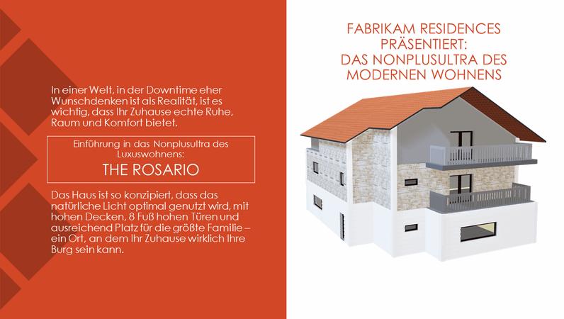 Fabrikam Residences – das Nonplusultra des modernen Wohnens