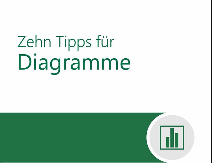 Zehn Tipps für Diagramme