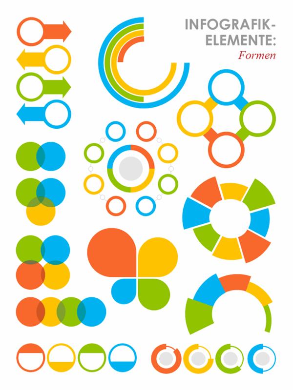 Infographische Grafiken