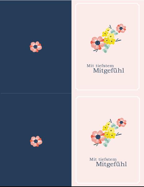 Grußkarte