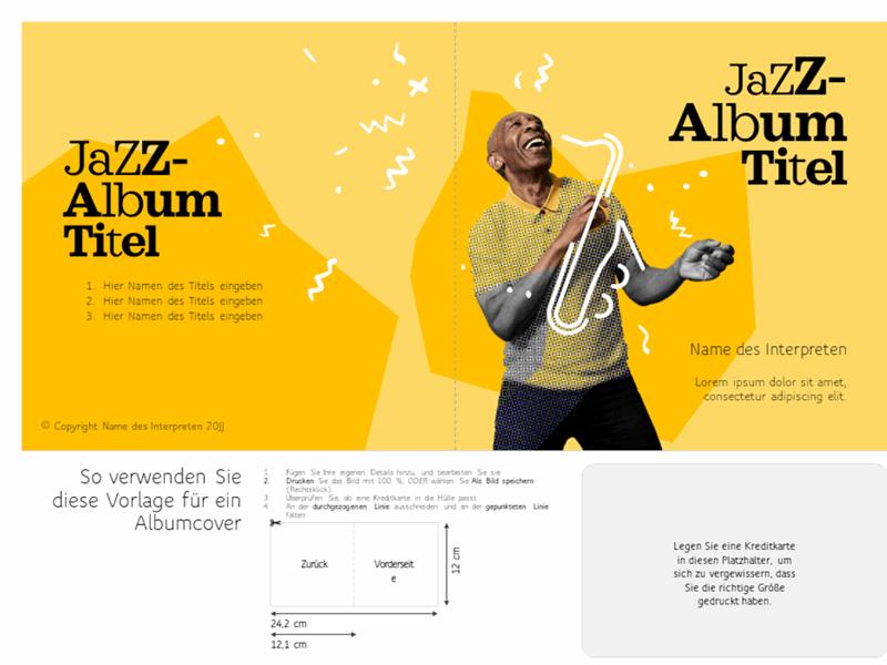 Jazz-Albumcover