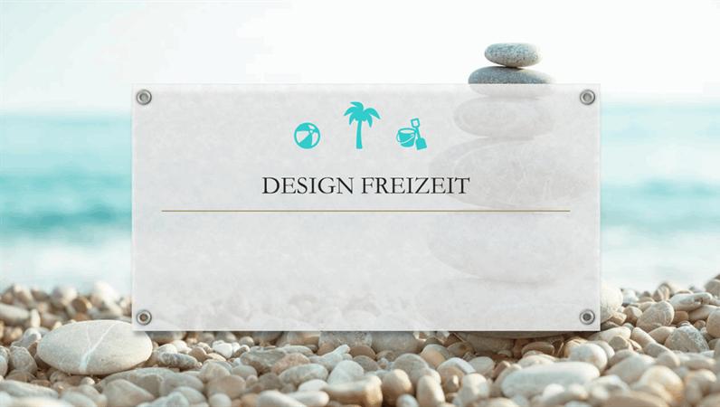 Freizeit-Design
