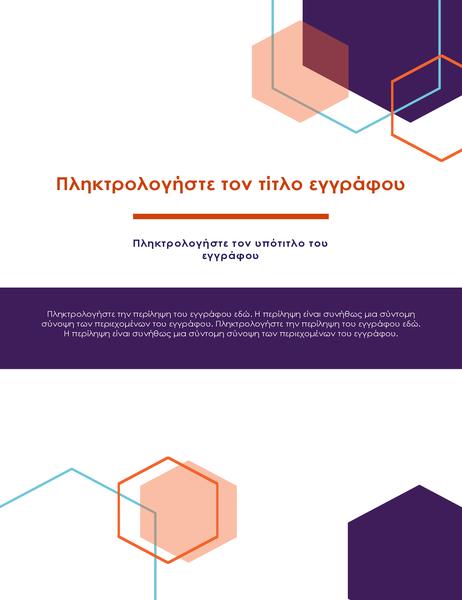 Έκθεση (Σχέδιο Executive)