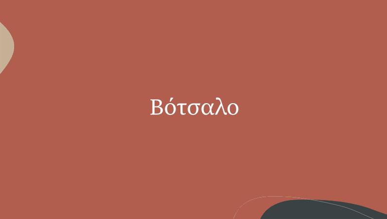 Βότσαλο