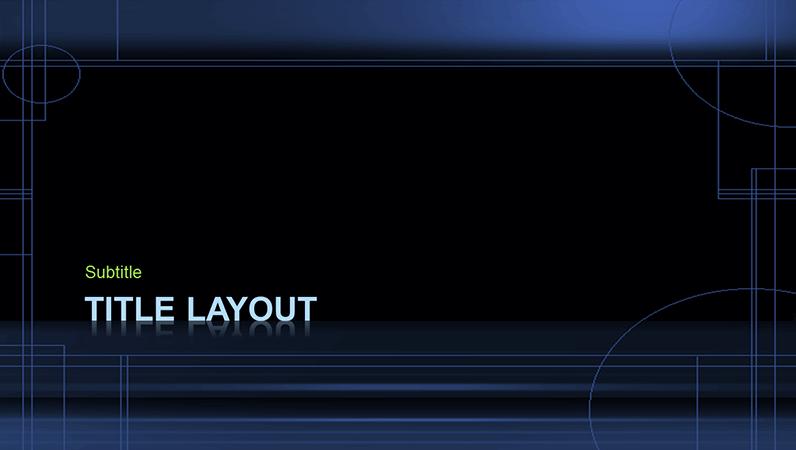 Nightfall design slides
