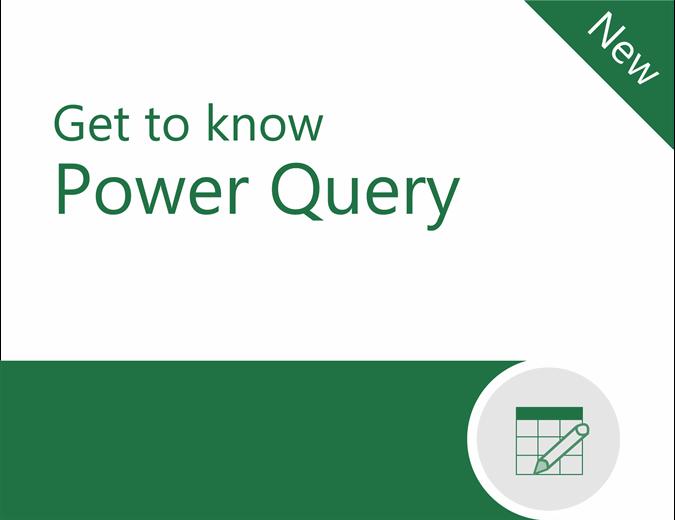 Power Query tutorial