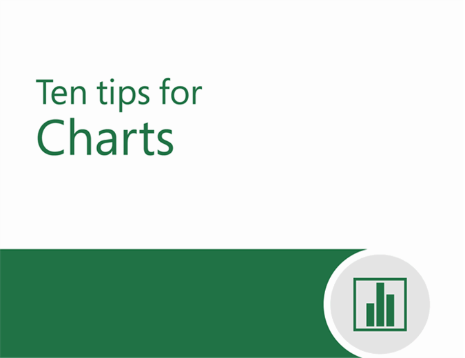 Ten tips for charts