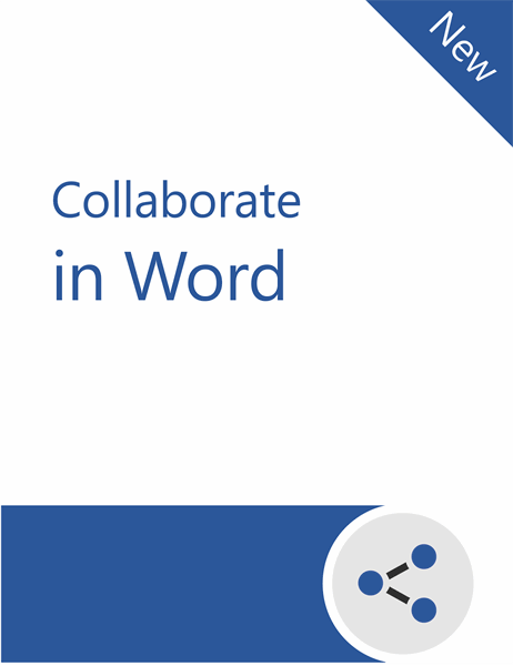 Collaborate in Word tutorial
