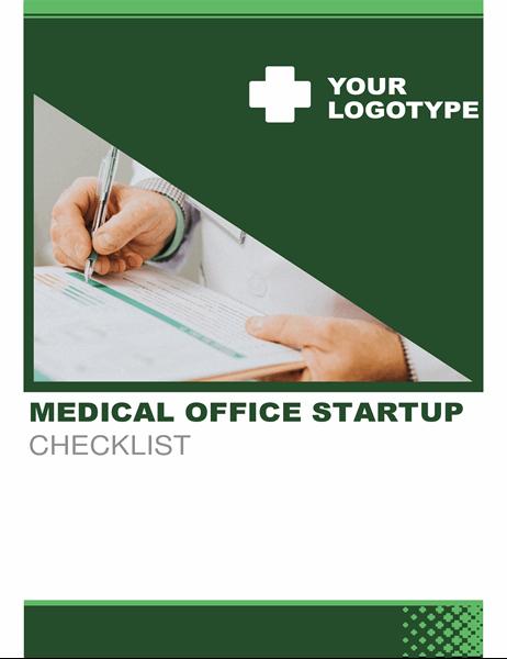 Healthcare start-up checklist