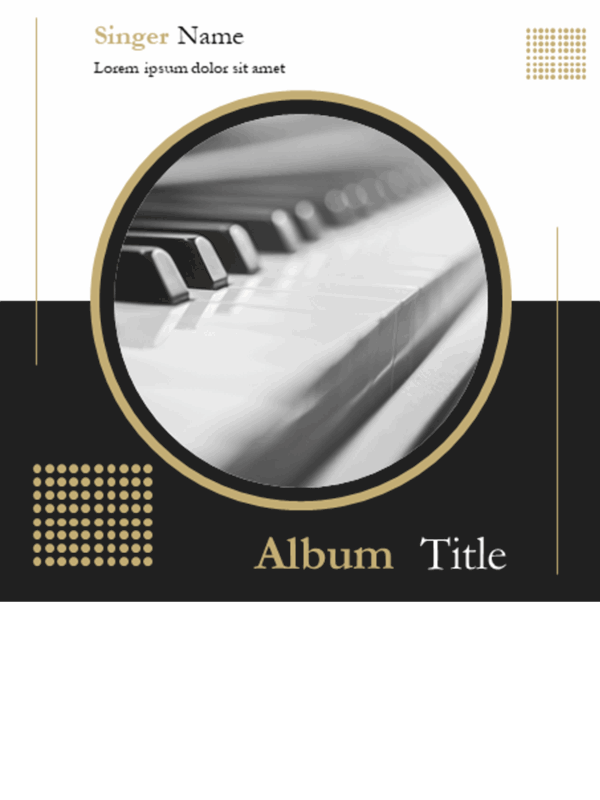Classical album covers