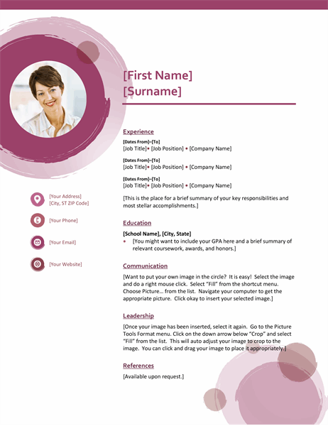 Rose suite resume