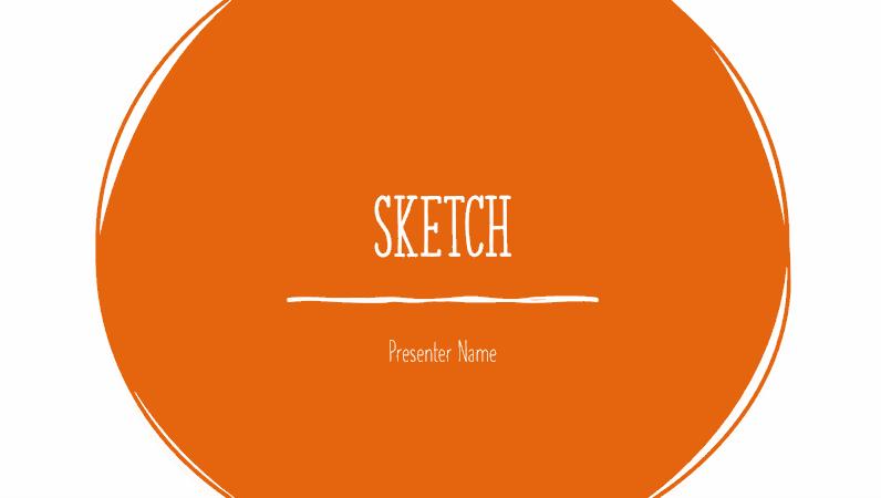 Sketch presentation
