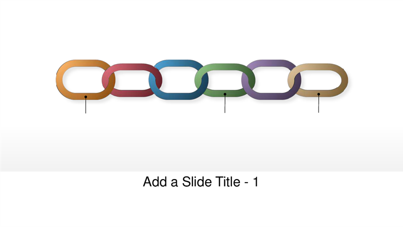 Linked chain graphics
