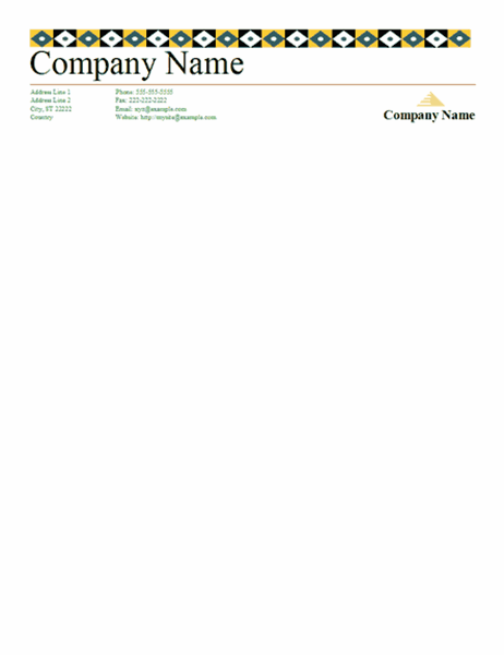 What Is A Letterhead In A Business Letter from binaries.templates.cdn.office.net