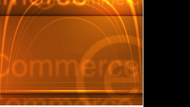 E-commerce design template