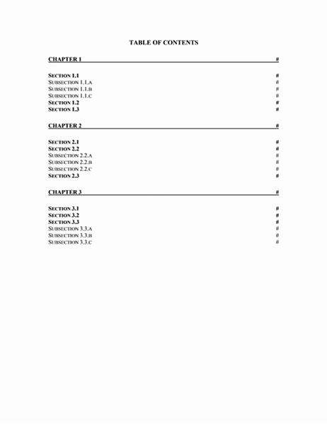 Word Table Template from binaries.templates.cdn.office.net