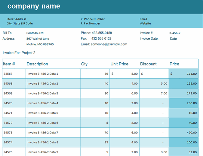 Sales Invoice Tracker