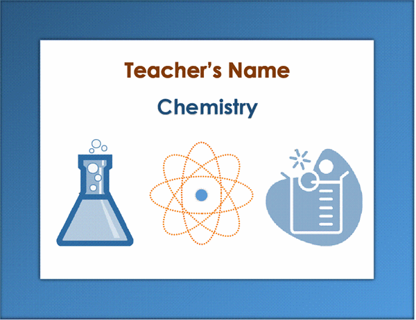 Class sign (chemistry)
