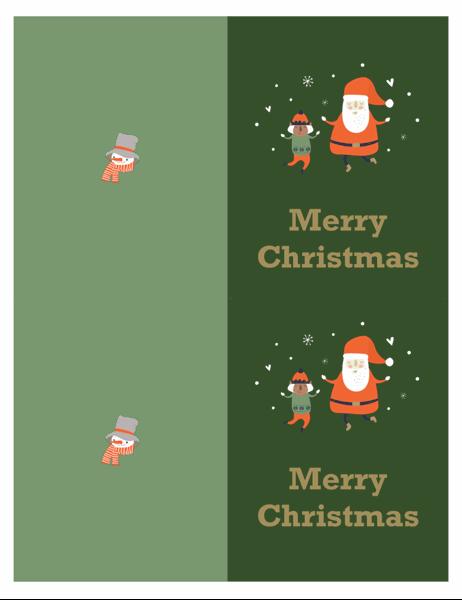Christmas Spirit cards